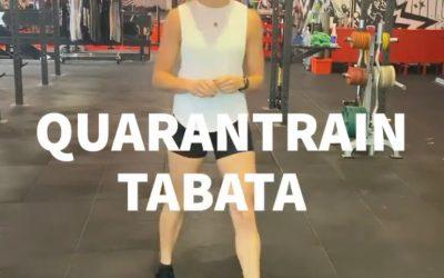 Quarantrain Tabata