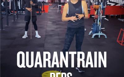 Quarantrain Reps