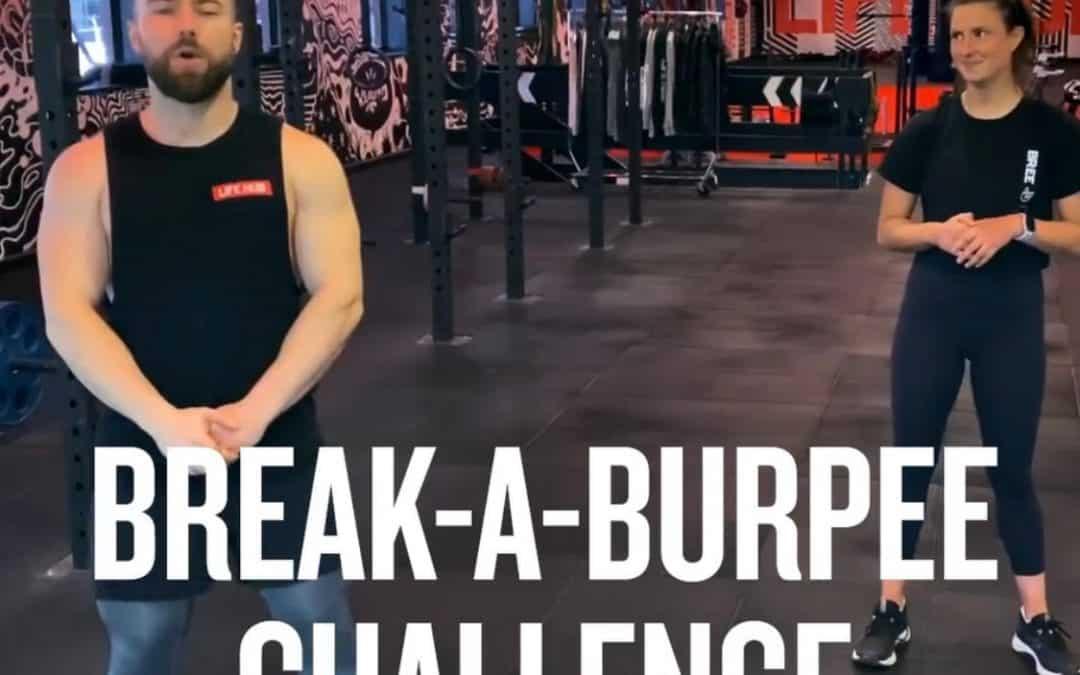 Break-A-Burpee Challenge