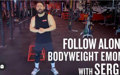 Bodyweight Follow Along Vol. 6
