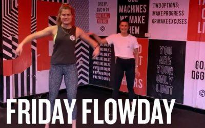 Friday Flowday