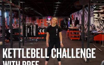 Kettlebell Sass Workout